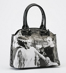 We Belong Dead Bride of Frankenstein Handbag